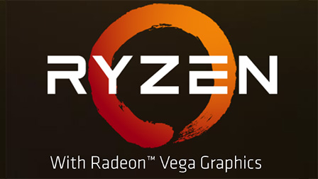 AMD Ryzen Mobile: architetture Zen e Vega ora anche nei notebook