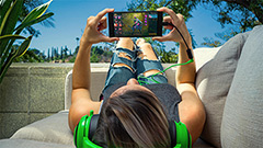 Razer Phone: 5,7 pollici Quad HD 120Hz, 8GB RAM, dual speaker THX e prezzo inferiore alle attese