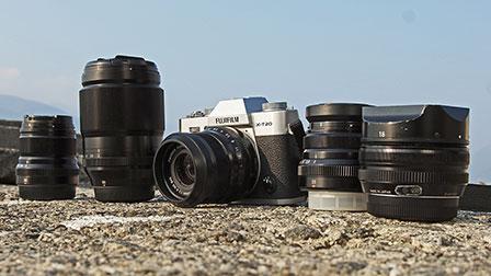 Fujifilm: alla prova dei fatti tutte le ottiche Fujinon XF F2
