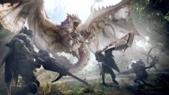Monster Hunter World, il più famoso gioco di caccia arriva su PC