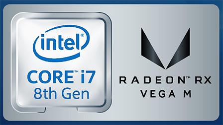 GPU Radeon RX Vega e memoria HBM per le nuove CPU Intel Core