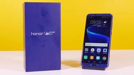 Honor View 10: anche lui con l'Intelligenza Artificiale e molto altro
