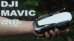 DJI Mavic Air, l'anello di congiunzione tra Mavic Pro e Spark