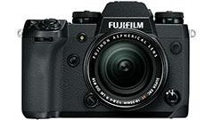 Fujifilm X-H1: anche Fuji alza il tiro e presenta la mirrorless con sensore stabilizzato