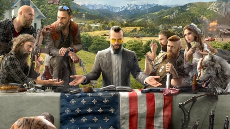 Far Cry 5: come va con 16 schede video