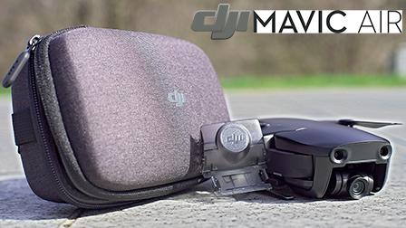 DJI Mavic Air: mai stato così facile far volare un drone