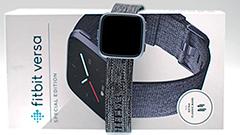 Fitbit Versa: piccolo e indossabile, se avesse il GPS sarebbe quasi perfetto