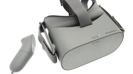 Oculus Go: nuovo visore VR che non richiede PC e smartphone