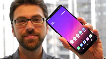LG G7 ThinQ in prova: ecco le nostre prime impressioni