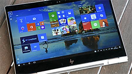 HP EliteBook x360 1020 G2: il convertibile elegante e funzionale