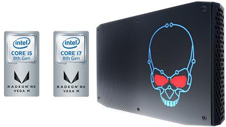 Intel Hades Canyon: il NUC con grafica AMD Radeon Vega