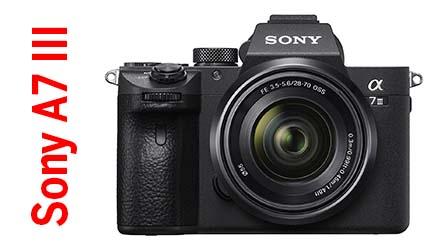 Sony A7 III, piena maturità per la Full Frame