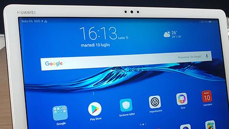 Huawei MediaPad M5 Lite recensione: bel display e ottimo audio a buon prezzo