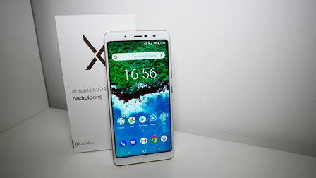 BQ Aquaris X2 Pro: Android One in tanta ''eleganza''. La recensione