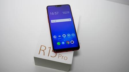 Oppo R15 Pro: lo smartphone che non ti aspetti. Peccato per il ''notch''. La recensione