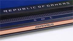 ASUS ROG Zephyrus GX501: tanta potenza in spessore ridotto