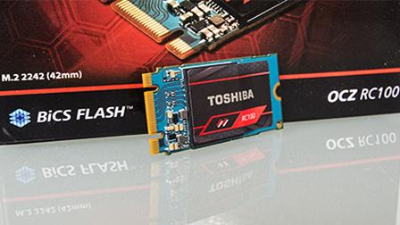 Toshiba OCZ RC100, Intel 760p e Goodram IRDM Ultimate, scontro fra SSD PCIe economici