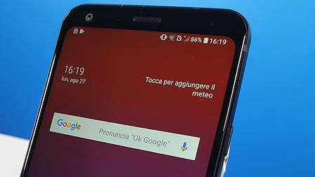 LG Q7 recensione: IP-68 a 210 Euro, ma scarse prestazioni