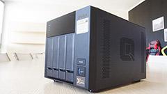 QNAP TS-473, NAS con SoC AMD dalle ottime potenzialità