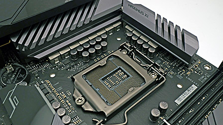 Schede madri ASUS Z390: ROG Maximus XI Formula e Gene