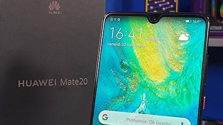 Huawei Mate 20, recensione completa: ecco l'anti iPhone XR