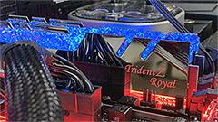 G.Skill Trident Z Royal: le memorie DDR4 più luminose