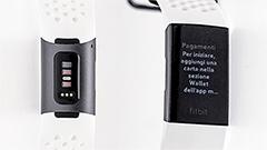 Fitbit Charge 3. Buona la terza