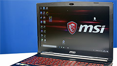 MSI GL63 8SE: il notebook gaming con GeForce RTX 2060