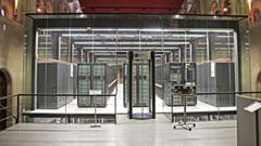 Marenostrum, in una cappella sconsacrata il supercomputer al servizio della scienza