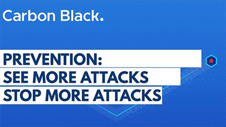 Carbon Black: 'No alert, no problem' non basta più, per difendersi bisogna essere proattivi