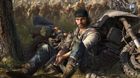 Days Gone per PS4: sopravvivenza e zombi nell'open world