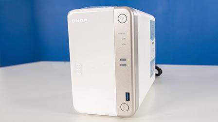 QNAP TS-251B, grande potenziale con la 10GBe e le app di gestione remota