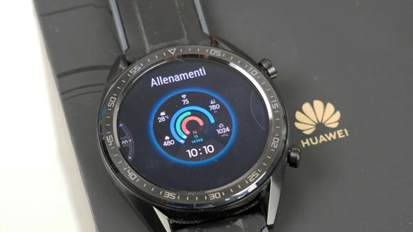 Huawei Watch GT: uno smartwatch senza Android ma con una