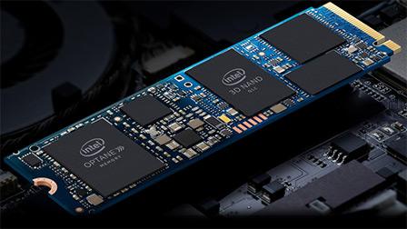 Intel Optane Memory H10 con Solid State Storage: ora anche capienza in un solo modulo