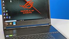 ASUS ROG Zephyrus S GX531 GX: sottile e con GeForce RTX 2080 Max-Q