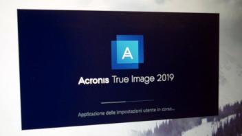 Acronis True Image 2019: il backup sicuro per tutti