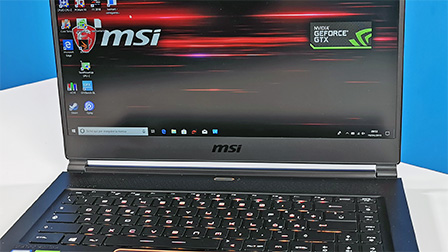 MSI GS65 Stealth 8SF: ora con GeForce RTX 2070 Max-Q
