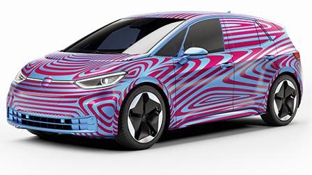 Volkswagen annuncia ID.3, la prima completamente elettrica di nuova generazione