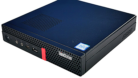 Lenovo ThinkStation P330 Tiny: la workstation da 1 litro