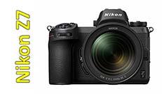 Nikon Z7, big megapixel in versione mirrorless