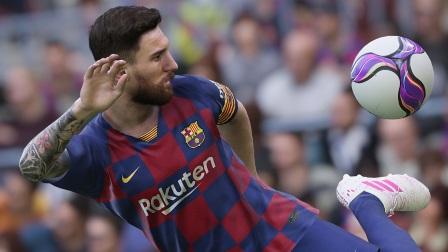 PES 2020 completa il sorpasso su FIFA