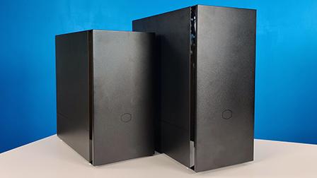 Cooler Master Silencio S600 e S400: tanta sobrietà, pochissimo rumore