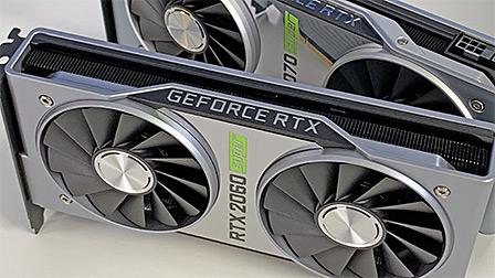 NVIDIA GeForce RTX 2070 Super e RTX 2060 Super