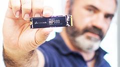 SSD Corsair Force MP600 NVMe PCIe 4.0, primi test per superare i 4000MB al secondo (e di quanto)
