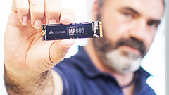 SSD Corsair Force MP600 NVMe PCIe 4.0, primi test per superare i 4000MB al secondo (e di quanto)