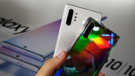 Samsung Galaxy Note 10 e Note 10+ sono ufficiali: tutte le
