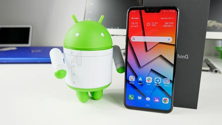 LG V50 ThinQ: display incredibile e 5G già pronto (autonomia permettendo). La recensione