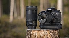 Canon presenta ufficialmente la reflex EOS 90D e la mirrorless EOS M6 Mark II