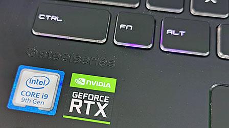 MSI GT76 Titan DT 9SG: Core i9 e RTX 2080 per il notebook gaming più potente