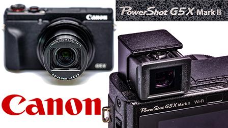 Canon Powershot G5 X Mark II. Nuova ottica,  più velocità, migliori prestazioni